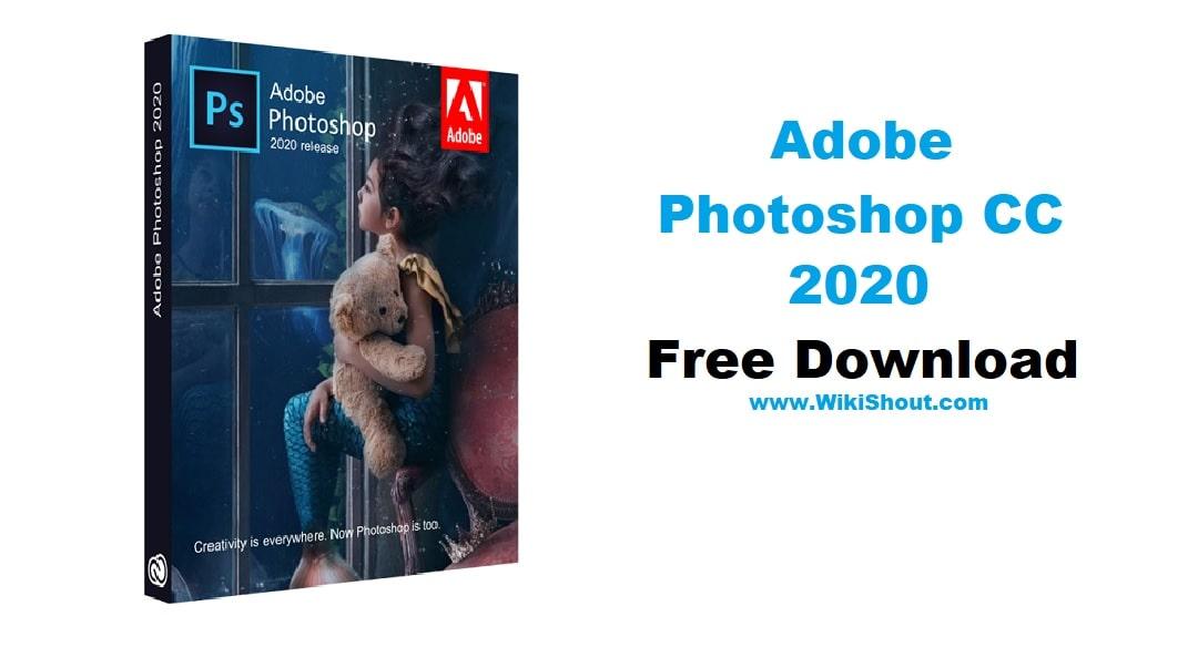 adobe photoshop cc 2020 free-wikishout